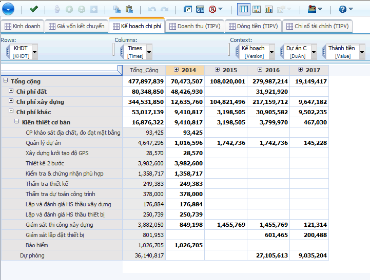 cognos tm1 - real estate - expenses management 2.png