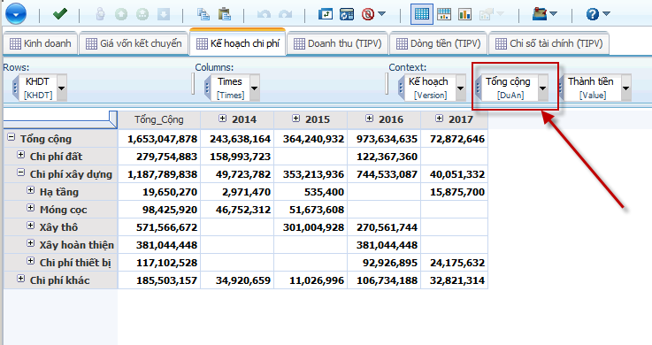 cognos tm1 - real estate - expenses management 5.png