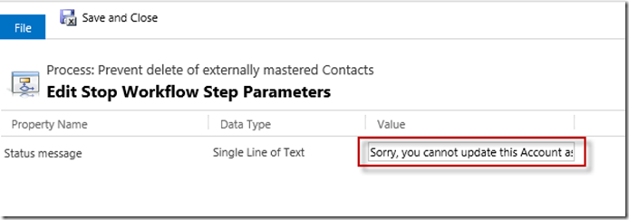 Dynamcis CRM 2013 Workflow validation Rules 15.png