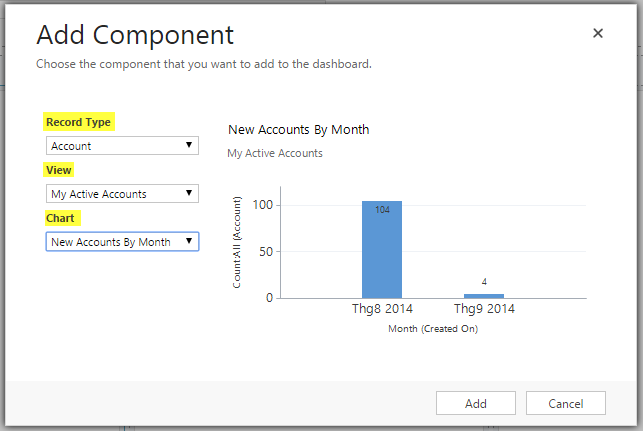 Dynamic CRM 2013 - Create or Customize Dashboard - 12.png