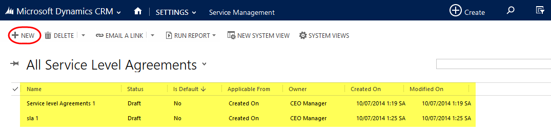 Microsoft Dynamic CRM - Service Level Agreements (SLAs) - 02.png