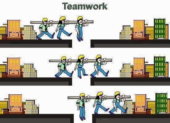 Yes it is team work.jpg